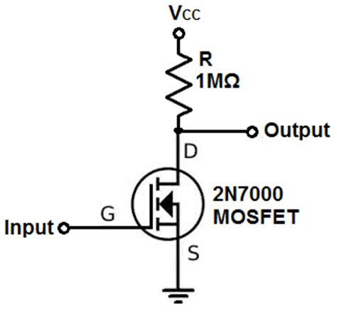 How Build Inverter With Transistor
