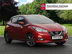 Nissan Micra N Connecta : nissan micra 0 9 ig t n connecta 5dr passion red 2017 in sidmouth devon gumtree ~ Medecine-chirurgie-esthetiques.com Avis de Voitures