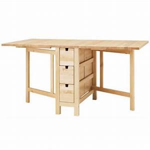Table à Rabat Ikea : s lection la d co colo et durable selon ikea table rabat norden ikea d co ~ Teatrodelosmanantiales.com Idées de Décoration
