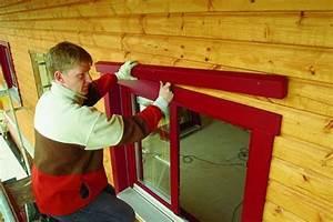 Einbruchschutz Selber Bauen : fenstereinbau im holzhaus treppen fenster balkone ~ Michelbontemps.com Haus und Dekorationen