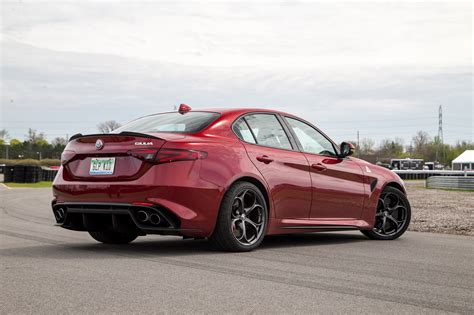 2017 alfa romeo giulia quadrifoglio one week review automobile magazine