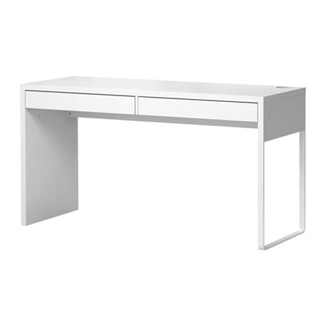 Ikea L Shaped Desk Black by Micke Skrivebord Hvid Ikea