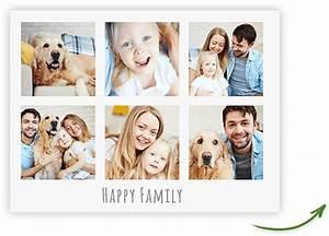 Fotocollage Online Bestellen : fotocollage erstellen und drucken mit 250 gratis vorlagen ~ Watch28wear.com Haus und Dekorationen