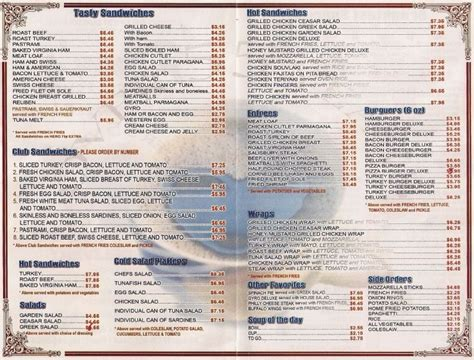 l perry ga menu perry s coffee shop delis mott bronx ny