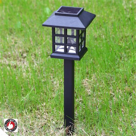 solar yard lights landscape lighting kit solar powered walkway lights