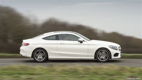 Mercedes C Class Coupe Backgrounds by 2017 Mercedes C Class Coupe Uk Spec Side Hd