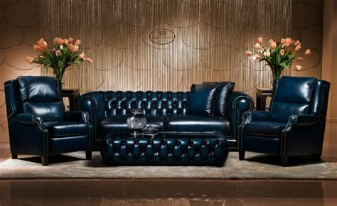 canape de luxe cuir luxury antique chesterfield leather sofa buy blue