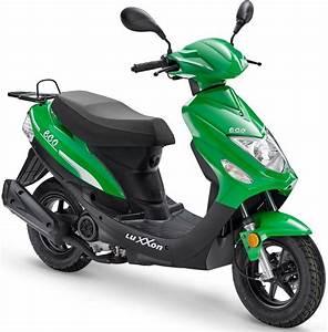 25 Roller Kaufen : luxxon motorroller eco 25 49 ccm 25 km h euro 4 ~ Kayakingforconservation.com Haus und Dekorationen