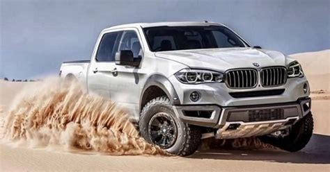 bmw pickup truck price rumors specs