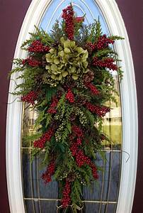 40, Christmas, Wreaths, Decoration, Ideas
