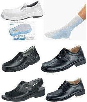 chaussures cuisine professionnelles chaussure cuisine sfc