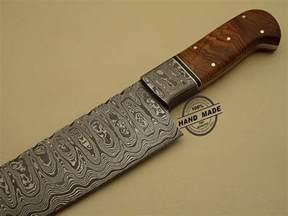 custom made kitchen knives professional damascus kitchen chef s knife custom handmade knife