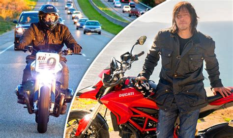 The Walking Dead Star Norman Reedus To Host New Motorbike