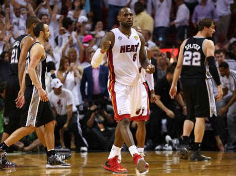 best time for miami heat spurs 6 highlights miami wins business insider