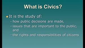 Definition of C... Civics Definition
