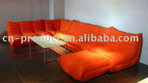 sofá togo comprar classique d orange togo canap 233 canap 233 salon id de produit