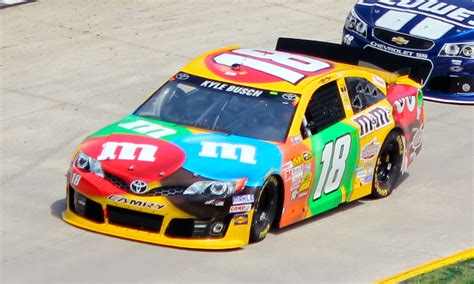 18 Car Nascar by Axalta 400 Preview With Odds And