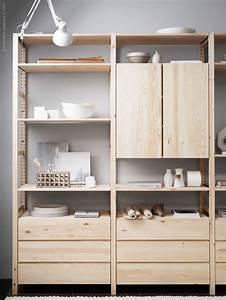Ikea Regal Einsätze : 248 besten ikea storage hallo ordnung bilder auf pinterest kleine wohnungen regale und ~ Markanthonyermac.com Haus und Dekorationen