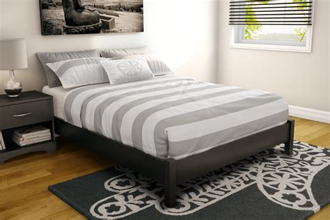 South Shore Step One Full Platform Bed (54