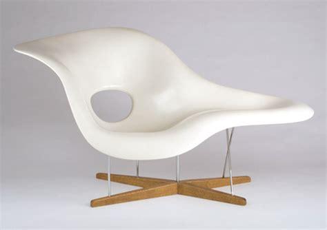 a la chaise eames la chaise 1948 notcot