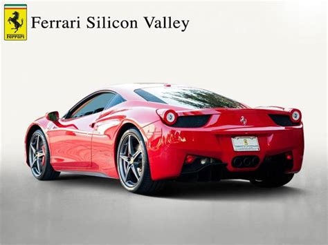 458 Italia For Sale by 2015 458 Italia For Sale Gc 27720 Gocars