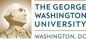 Portrait Logo Marketing & Creative Services The George Washington University