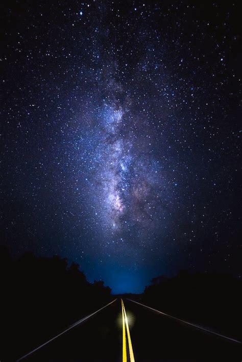 Galaxy Road Photograph Mark Andrew Thomas The