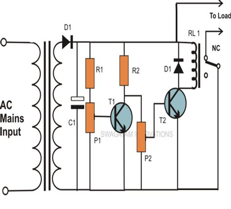 Motor Protector Circuit Over Voltage Under