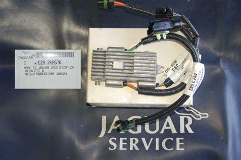 jaguar x type fan module x type radiator fan module jaguar forums jaguar