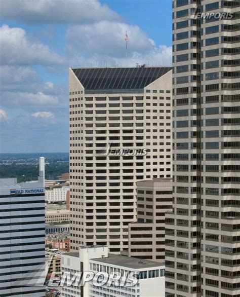 Tower Observation Deck Indianapolis by Oneamerica Tower Indianapolis 118697 Emporis