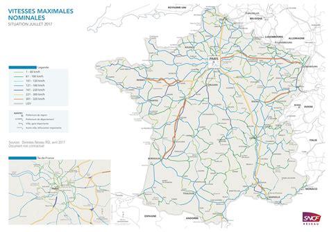 foto de France TGV (2018) • Map • PopulationData net