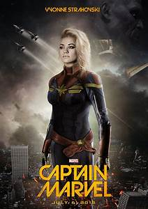 Captain Marvel | Coming Soon Movie Trailers 2017-2018