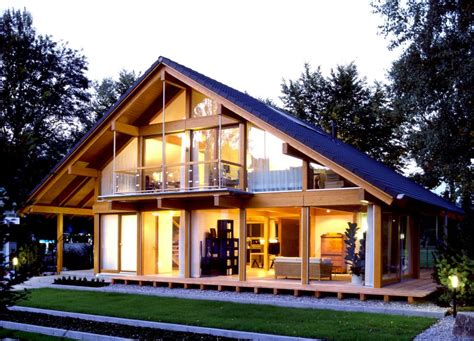 House Style : German Style House Plans-open Design