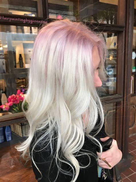 Best 25 Unnatural Hair Color Ideas On Pinterest Pretty