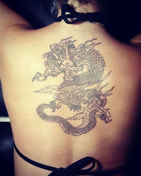 dragon tattoo  ideas  pinterest