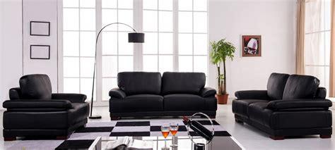 canapé 3 places en cuir canapé en cuir noir 3 places prix le plus bas