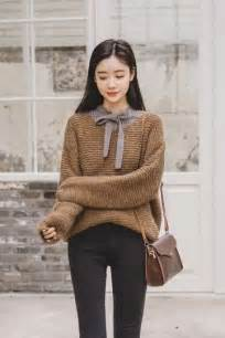 Best 25+ Korean fashion ideas on Pinterest | Korean outfits Korean ootd and Korean winter