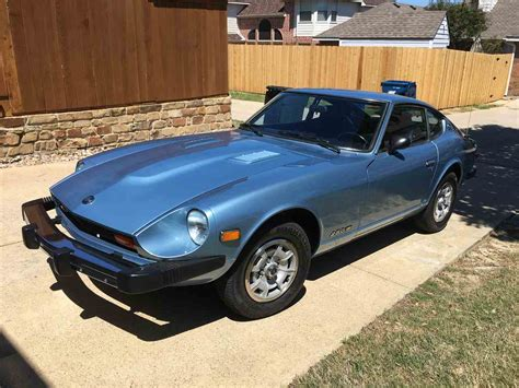 Datsun 280z 2 2 For Sale by 1978 Datsun 280z For Sale Classiccars Cc 1042751