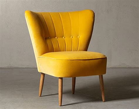 1950s style fitz cocktail chair at swoon editions