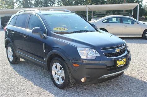 2014 Chevrolet Captiva Sport Ls 4dr Suv W2ls In Brownwood