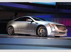 Detroit 2008 Cadillac CTS Coupe Concept Live Reveal