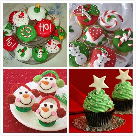 cupcakes  kids  christmas desserts  kids