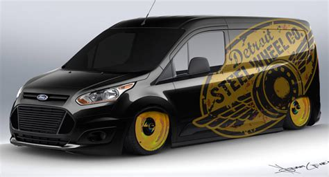 Ford's 10 Custom Transit Connect Vehicles For