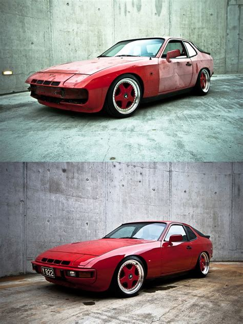 porsche before and after porsche 924 archives stance is everything
