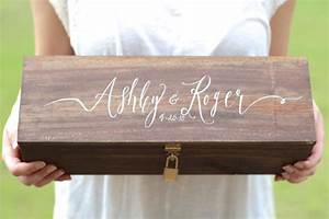 wine box ceremonies are the wedding trend you need to know With wedding wine box ceremony