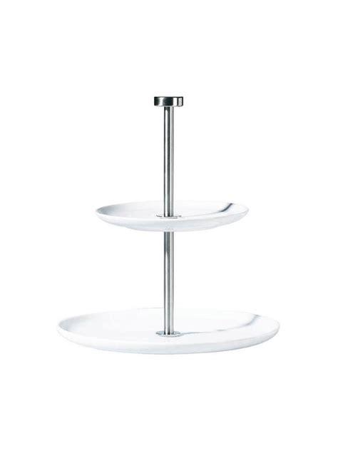"Asa Etagere 2stufig ""a Table Fine"" 23,5cm Weiß"