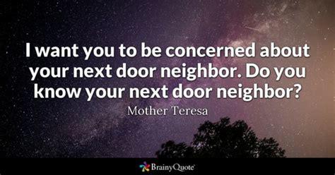 neighbor quotes brainyquote