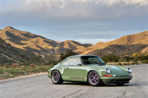 singer porsche porsche 911 reimagined by singer drew phillips photography