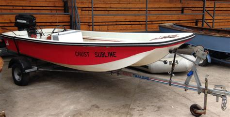 Dory Boat Sale by Dory Rescue Boat Sold