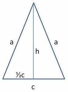 Seitenhalbierende Dreieck Berechnen Vektoren : dreiecke benennung berechnung und beispiele ~ Themetempest.com Abrechnung